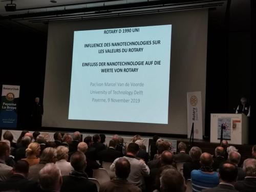 Rotary UNI - Nanotechnologie