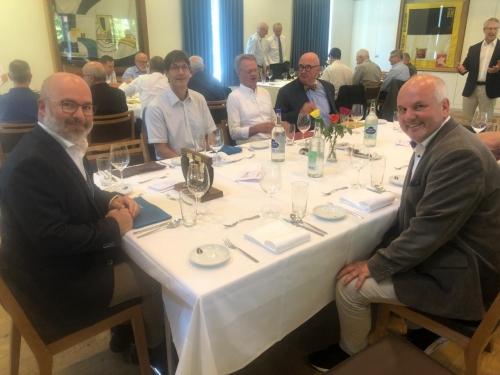 Rencontre au RC Burgdorf