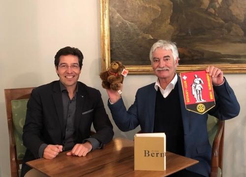 Visite au RC Bern Bubenberg
