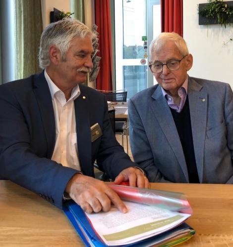 Une rencontre avec le PDG Michel Spérisen