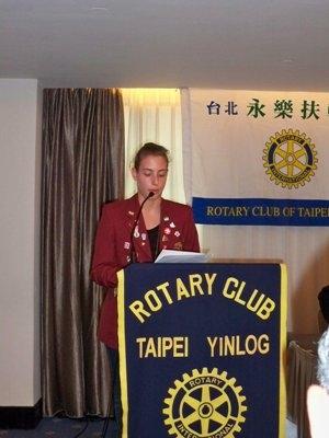 Flo présente le Rotary de Sion-Rhône