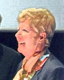 Mme Doris Portmann, gouverneur