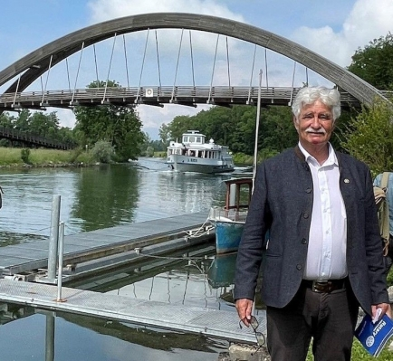 Pont Rotary - iPDG Blaise Matthey