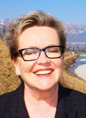 Pirkko Schindler, Governor 2011–12 Inner Wheel Distrikt 199