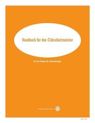 Handbuch für den Clubschatzmeister