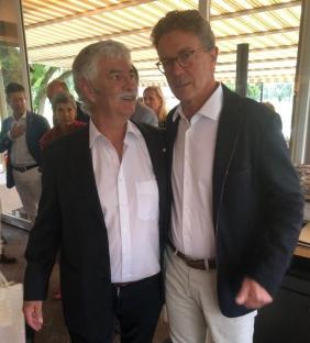 Rencontre avec le PDG Markus Hauser, D2000
