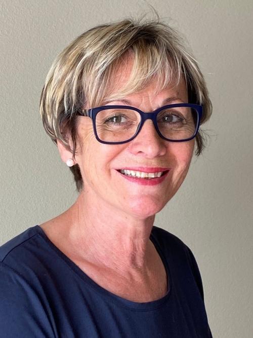 Claire Neyroud, District Executive Secretary